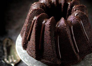 Bundt cake alla crema di cioccolato e cacao